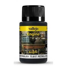 Vallejo 773817 Farbe Petroleum- Flecken, 40 ml