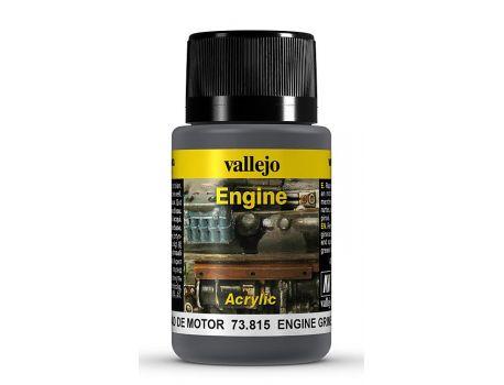 Vallejo 773815 Farbe Maschinenschmutz, 40 ml