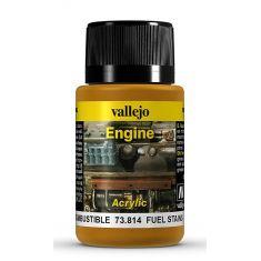 Vallejo 773814 Farbe Benzin-Flecken, 40 ml