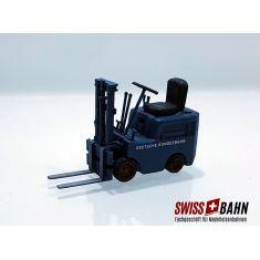 ART 387.364 Gabelstapler der Deutschen Bundesbahn, alt H0