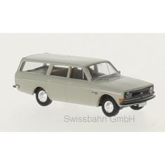 Brekina 29461 Volvo 145 - Kombi hellgrau - H0