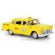 Brekina 58923 Checker Cab, Los Angeles, Taxi Fahrzeug L.A - H0