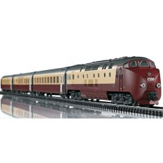 "Märklin 39706 SBB Dieseltriebzug - TEE RAm 501 ""Edelweiss"" - Insider"
