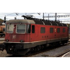 HAG 20024-32 SBB Re 6/6 Rapperswil - Digital Sound (rot)