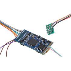 """ESU 58410 LokSound 5 DCC/MM/SX/M4 """"Leerdecoder"""", 8-pin Mfx"""