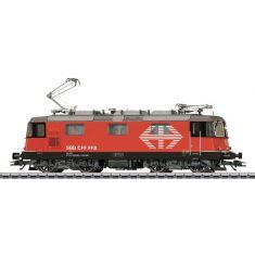 "Märklin 37304 SBB Re 420 / Re 4/4 II ""Lion"" Umbauversion Mfx"