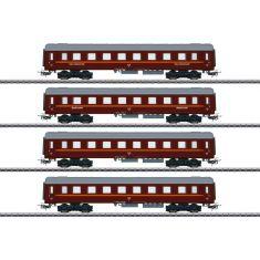 Märklin 41921 BJ Personenwagen-Set Tinplate - Göteborg, Limitiert