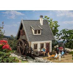 POLA 331786 Romantische - Traditionelle Wassermühle