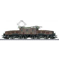 Märklin 39566 SBB E-Lok Serie Ce 6/8 II Krokodil in braun