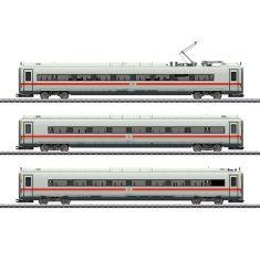 TRIX 23976 Ergänzungswagen-Set zum ICE 4 - LED