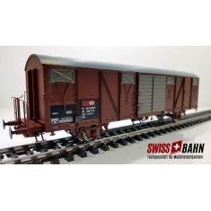 Exact-train 20434 SBB Güterwagen Gbs