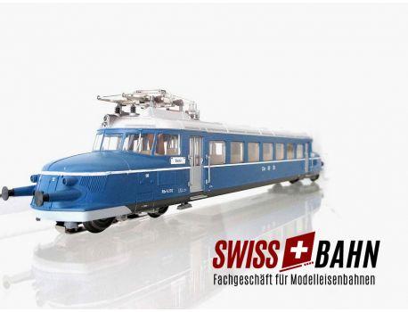 """Märklin 31270 Oebb El. Schnelltriebwagen """"Blauer Pfeil"""" Mfx Sound"""