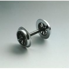 LGB 67319 Metall- Speichenradsatz, 2 Stück