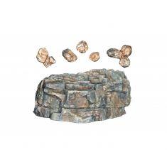 Woodland 1236 Giessform klassischer Felsen - Wie in echt!