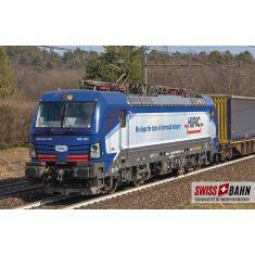 "Roco 71915 BR 193 Elektrolok ""HUPAC"" Intermodal - Digital Sound"