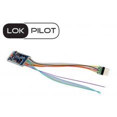 ESU 59616 LokPilot 5 DCC/MM/SX/M4, 6-pin NEM651