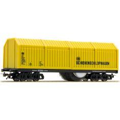 LUX 9131 Gleisstaubsauger DC - Faulhabermotor H0