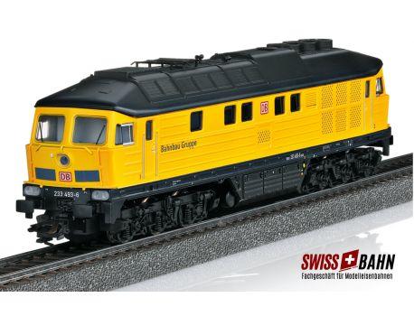 Märklin 36431 Diesellokomotive BR 233 - Kaltdampfbasis