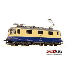 HAG 16271-22 Re 421, 11387 Trainsrail - DC Digital + Sound