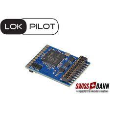 ESU 59619 LokPilot 5 DCC/MM/SX/M4, 21MTC NEM660