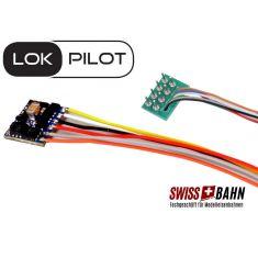 ESU 59120 LokPilot 5 FX Funktionsdecoder micro DCC, 8-pin NEM 652