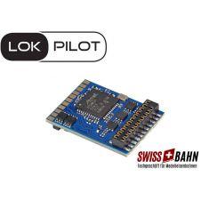 ESU 59629 Spur H0 LokPilot 5 DCC, 21MTC NEM660