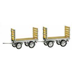 ACE 008702 PTT Gepäckwagenset 2.tlg H0