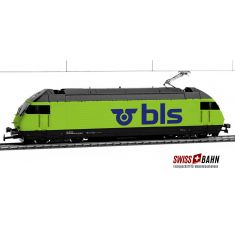 HAG 28701-31 BLS Werkslokomotive Re 465 - Refit H0