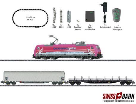 Minitrix 11149 Digital-Startpackung- Güterzug