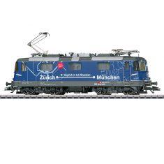 Märklin 37473 SBB Re 4/4 II / 421 Zürich - München,  Sound H0