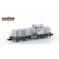 HOBBYTRAIN 3072 Diesellok Vossloh G1000 BB ECR, Ep.V