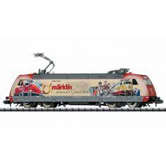 Minitrix 16086 Elektrolokomotive Baureihe 101 - Vollsound