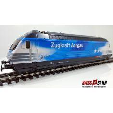 HAG 280-32 SBB Re 460 Zugkraft Aargau, Digital Sound