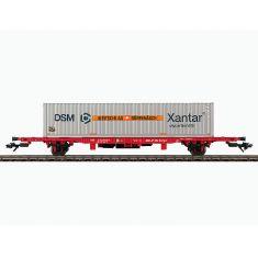 Märklin 47701 Containerwagen Lgjns - Bertschi Dürrenäsch, Schweiz