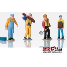 LGB 53005 Figuren- Set Arbeiter