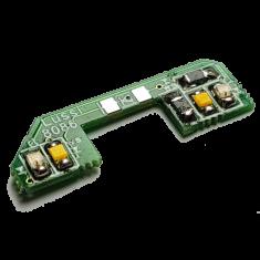 LÜSSI 80860 - Lichtmodul für Märklin Re 460, Weiss/Rot