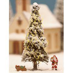 NOCH 33910 Christbaum beleuchtet - Weihnachtsbaum N/TT