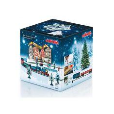 Märklin 81845 Weihnachts-Startpackung Güterzug mit Gleisoval.