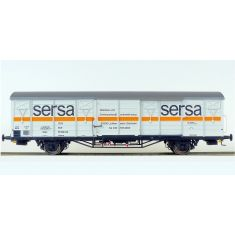 Exact-train 20417 Sersa Materialwagen - H0