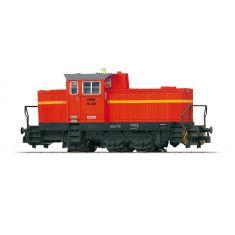 Märklin 36700 Diesel-Rangierlokomotive Henschel DHG 700