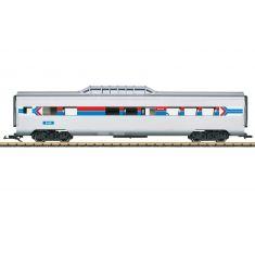 LGB 36603 Amtrak Dome Car - 50 Jahre Amtrak