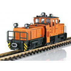 LGB 21671 Gleisbau Schienenreinigungslok