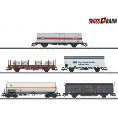 Märklin 47370 DB Güterwagen-Set zur Baureihe 194