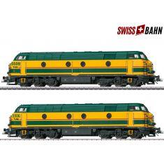 Märklin 37602 SNCB Serie 55 in Doppeltraktion