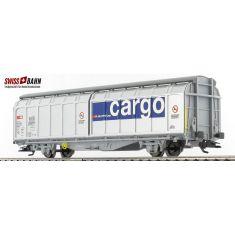 Märklin 48015 SBB Cargo - Schiebewandwagen Hbbillns