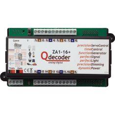 Qdecoder ZA1-16 Lichtsignaldecoder Qdecoder ZA1-16+