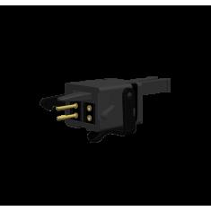 BRAWA 93716 4-polige elektrische Kupplung für Normschacht