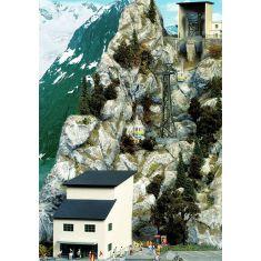 BRAWA 6340 Nebelhornbahn Allgäuer Alpen