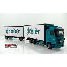 AWM 55116 Mercedes Benz Actros MP2 LH - Dreier