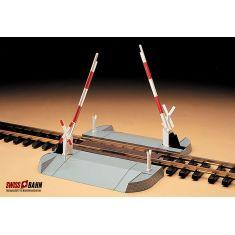 LGB 50650 Schweizer Bahnschranke - Manuell
